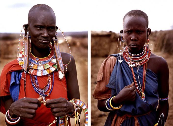 donne masai kenia