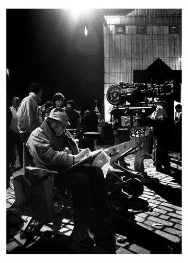 F. Fellini La vove della luna