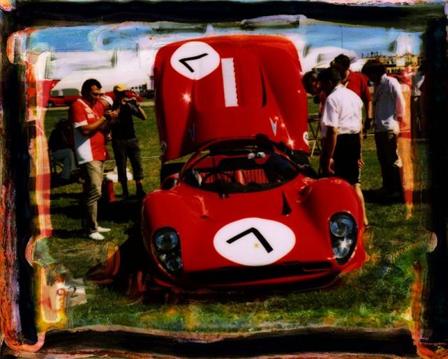 Maranello raduno Ferrari MO