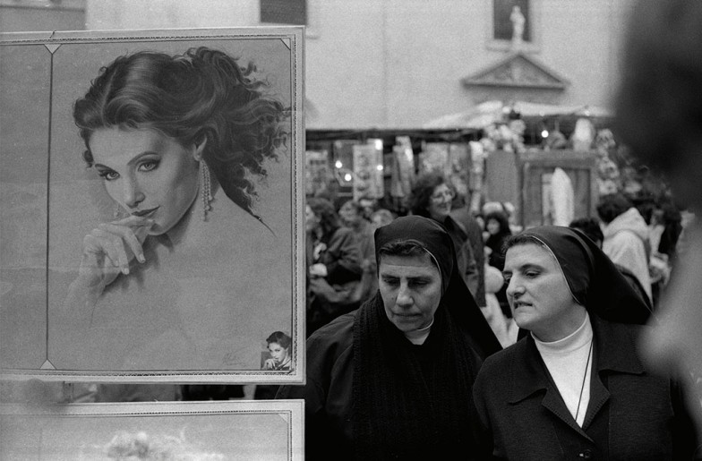 Suore Piazza Navona