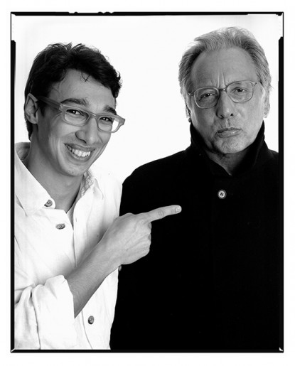 P. e Enzo Jannacci