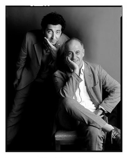 P. Sorrentino e A. Servillo